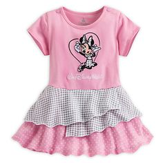 Minnie Mouse Dress Set for Baby - Walt Disney World