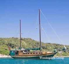 Standard wg ci 007 gulet charter Croatia & Montenegro 18meters