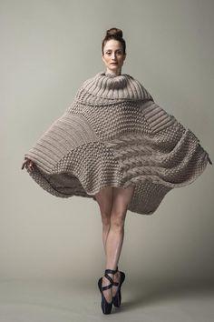 Julie Kent, Arts And Entertainment, New Art, Fiber Art, Fashion Art, Ballerina, Knitwear, Most Beautiful, Ballet