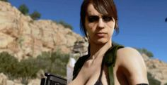 Metal Gear Solid 5 Gets Highly Anticipated Quiet Bug Fix