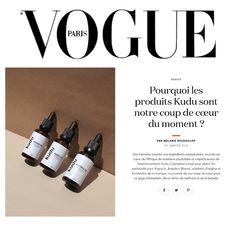 Kudu Cosmetica Vogue Clean Beauty, Vogue Paris, Moment, Natural Skin Care, Body Care, Moisturizer, Essential Oils, Skincare, Fragrance