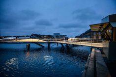 Dietmar Feichtinger Architectes, Christian Lindgren, Kopenhagen, Brücke