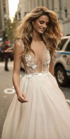 Wedding Dress by Berta Bridal Fall 2017