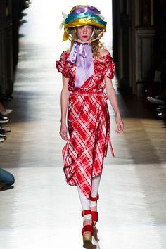 Vivienne Westwood/ Fantastic dress! Skirt is unbelievable!
