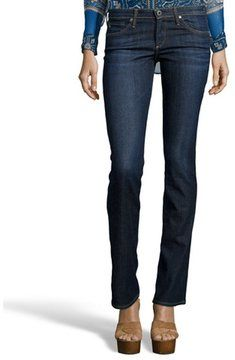 need this right meow! -- AG Jeans crest blue denim slit bootcut 'The Olivia' jeans  -- http://www.hagglekat.com/ag-jeans-crest-blue-denim-slit-bootcut-the-olivia-jeans/