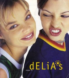 23 Of The Most '90s Fashions From The Spring '97 Delia's Catalog