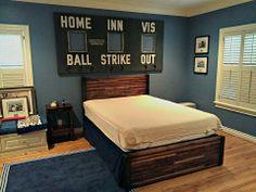 Baseball Scoreboard Love It