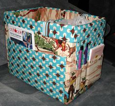 Car Organizer by craftapple, via Flickr