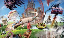 Alton Towers, Theme Parks, Water park, resort.