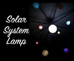 Solar System Lamp