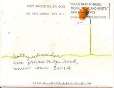 pushing the envelopes: November 2010
