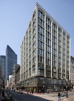 Godfrey Hotel Will Soon Join a Changing Downtown Crossing