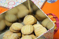 Galletas de mantequilla 3, 2, 1   Cocinar en casa es facilisimo.com
