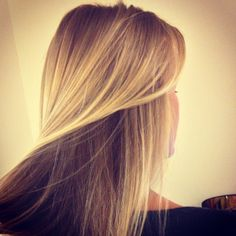 Balayage And Hair Painting Balayage Ombré Blond, Ombre Blond, Brown Ombre Hair, Ombre Hair Color, Hair Color Balayage, Balayage Highlights, Balayage Hairstyle, Love Hair, Great Hair