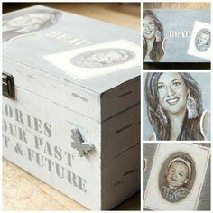 Memory box Beau