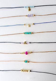 collar de gargantilla bohemio  más opciones por designsbyilla