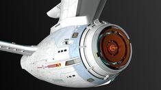 Star Trek 1, Star Trek Ships, Star Trek Models, Star Trek Enterprise, Enterprise Model, United Federation Of Planets, Starfleet Ships, Star Trek Starships, Star Trek Original