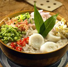Laksa Recipe - Malaysian-Style Curry Noodles, Temple of Thai