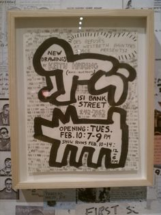 Keith Haring - Brooklyn Museum exhibition
