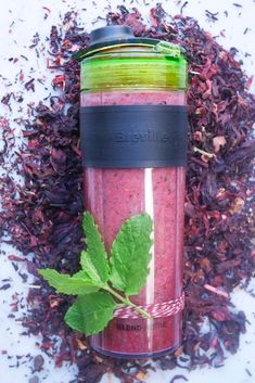 Blend Active Hibiscus, Raspberry and Mint Refresher - The Hibiscus ...