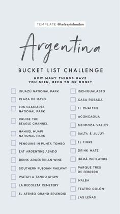 Ideas travel bucket list destinations adventure for 2019 South America Destinations, South America Travel, North America, New Travel, Travel List, Travel Jobs, List Challenges, Bucket List Destinations, Travel Destinations