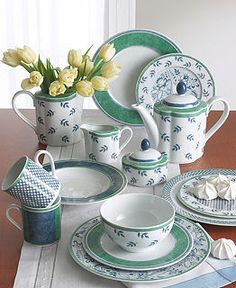 Villeroy u0026 Boch  Cottage Inn  Dinnerware | Dinnerware China and Tablewares & Villeroy u0026 Boch