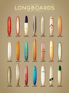 Classic Longboards: Txema Mora — Liquid Salt | Surf Magazine