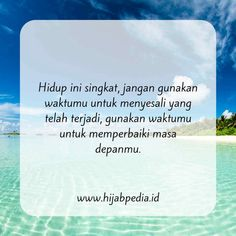 Quotes Indonesia, Always Remember, Islamic Quotes, Words Quotes, Doa, Meme, Muslim, Allah, Inspirational