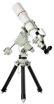 Takahashi TOA-150B Apochromatic Refractor with EM-400 Temma II Mount with Adjustable Tripod | Telescopes.net