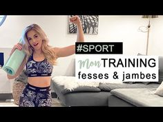 TRAINING BAS DU CORPS MAISON - YouTube