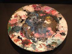 Francis Bacon's palette