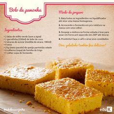 Aprenda esta e mais deliciosas receitas com os cursos eduK: scup.it/dhsc