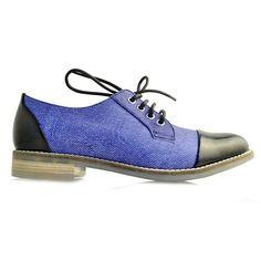 Oxford azul MUSSI