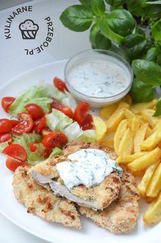 Kotlety z kurczaka po farmersku Meat, Chicken, Food, Essen, Meals, Yemek, Eten, Cubs