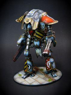 Cerastus Knight Chassi Archeron.