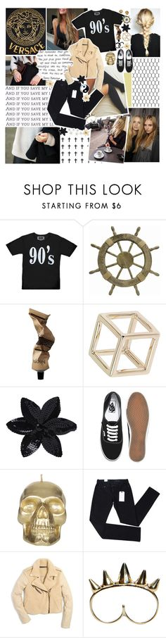 """how deep is your love, god only knows, baby"" by chloeadorable25 ❤ liked on Polyvore featuring Aesop, Topshop, ASOS, Again, Marc by Marc Jacobs, Prada, Vans, Icon Jewellery, Levi's and Madewell"