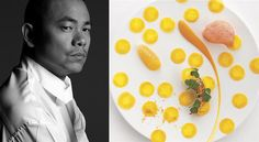 André Chiang Takes Octaphilosophy on Tour #food #recipes #spiralizer
