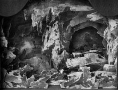 """"""" Das Rheingold """" 3.Bild 1896 Modell"""