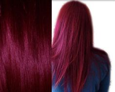 20 inch VIOLET RED, Full Clip in Hair Extensions. 6 pieces. Extra thick 135g weight: Amazon.co.uk: Beauty