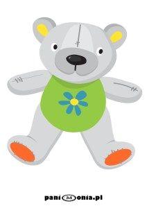 Dzień Pluszowego Misia - gigantyczna porcja materiałów - Pani Monia Yoshi, Character, Raccoons, Fitness, Lettering