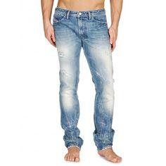 Diesel Shioner 0074Z Jeans on SALE at Designer Man