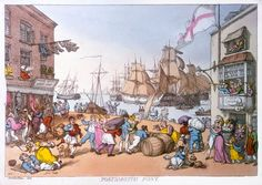 Portsmouth point - Thomas Rowlandson - Royal Museums Greenwich Prints prints.rmg.co.uk800 × 569Buscar por imagen Portsmouth point by Thomas Rowlandson
