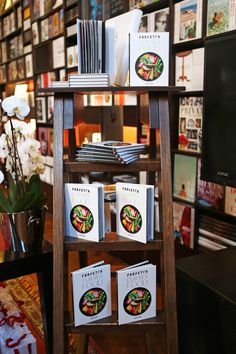 Farfetch Curates Food book launch at Maison Assouline