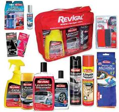 Parque Industrial, Kit, Sanitary Napkin, Spray Can, Deodorant, Auto Detailing, Autos