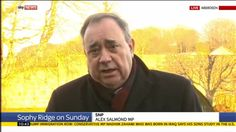 Alex Salmond: leaving the single market makes second Scottish referendum...