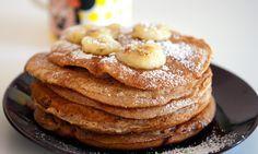 American Pancakes - vegan