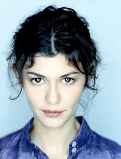 Audrey Tautou - I've decided that I love portraits and would love to shoot some someday.