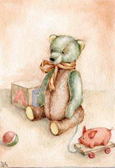 teddy- Inga Izmaylova