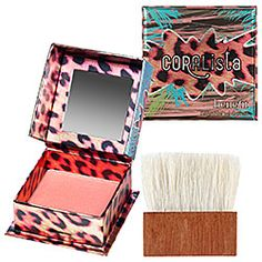 Sephora: Benefit Cosmetics : CORALista : blush-face-makeup