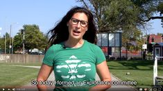 Alderwoman Megan Ellyia Green announces formation of an exploratory committee to run for State Senatorial District. St Louis Mo, T Shirts For Women, Running, Green, Photography, Design, Fashion, Moda, Photograph